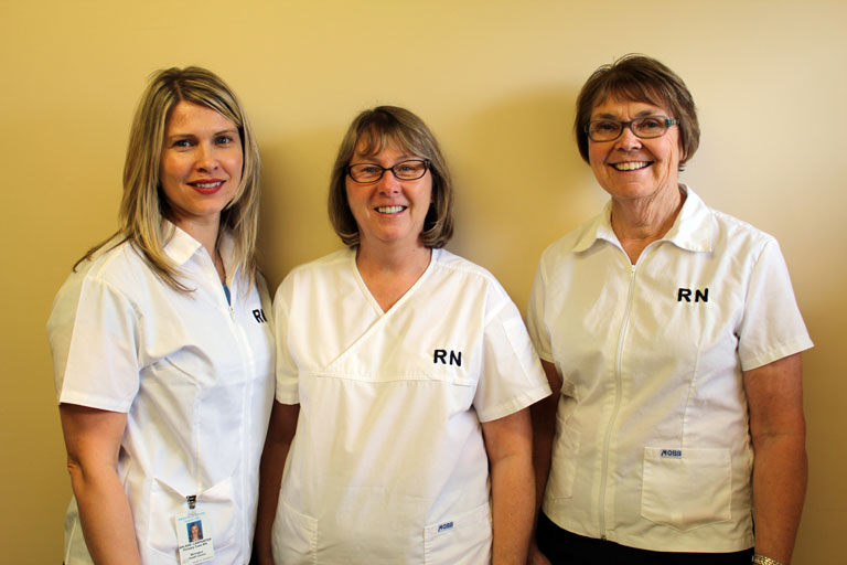 Montague Health Team