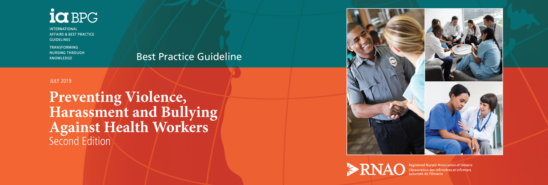 Preventing Violence, Harassment and Bullying Against Health Workers